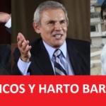Huaico y harto barro político