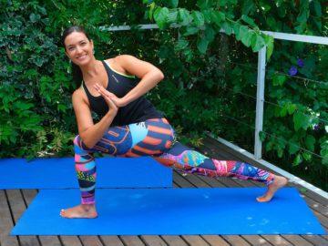 Cuerpo en Armonía T3 - F33 Posición lateral de yoga