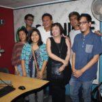 Lima Gris Radio: Conversando con Gabriel Ruiz Ortega y Angie Bonino