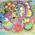 PARALELO Y PROFANO: Exposición colectiva Aucuarela – Pintura – Escultura