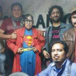 Lima Gris Radio: Conversando con Fernando Bogado y el Superman peruano