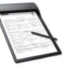 El Wacom Clipboard ayuda a convertir documentos en papel a formato digital en tiempo real