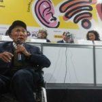 "22 FIL de Lima: ""Rebelde sin pausa"" de Paco Moreno"