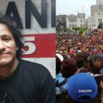 Lima Gris Radio: Entrevista con Nicolás López y huelga de los profesores