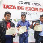 """Estos son los ganadores del Premio Internacional """"Taza de Excelencia"""""""