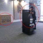 Muestra de Gerardo Chávez  por sus 80 años, sufre una irresponsable manipulación de las obras