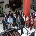 """Se inauguró el """"Salón de Primavera"""" en el Museo Gráfico de Editora Perú"""