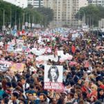 Sobre la Marcha Ni Una Menos del 25 de noviembre