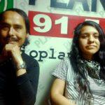 Lima Gris Radio: Entrevista con Karen Chávez y Mario García