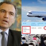 Conoce los gastos de viajes del Ministerio de Cultura