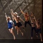 """Espectáculo francés de circo contemporáneo """"Guerra""""  en el Gran Teatro Nacional"""
