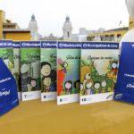 """MUNICIPALIDAD DE LIMA PRESENTA NUEVA COLECCIÓN INFANTIL DE LIBROS """"LIMA LEE"""""""